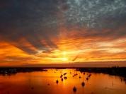 Sunrise Matanza Pass Fort Myer Beach Florida