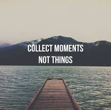 Collecting the moments