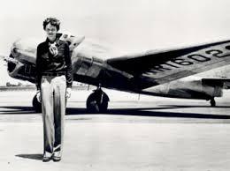 Ameila Earheart Plane