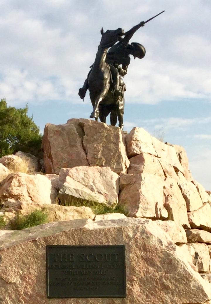 Sculpture Guide: Buffalo Bill—The Scout By Gertrude Vanderbilt Whitney 1924