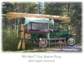 1926 Ford Model T Roadester Pickup