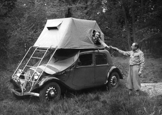 1950 Citroën traction