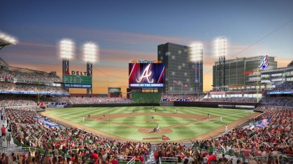 Atlanta Braves Stadium