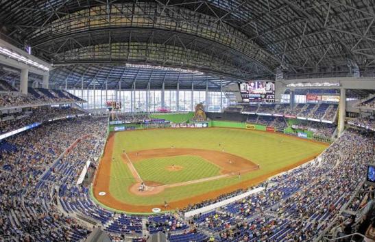 Miami Marlins Stadium