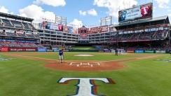 Texas Rangers Stadium