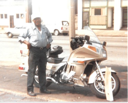 1st motorcycle trip to St. Louis 1994